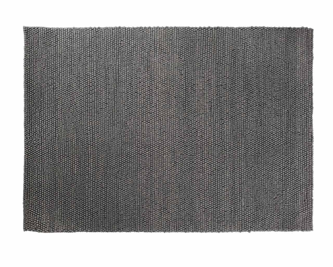 woollen loop rugs grey india